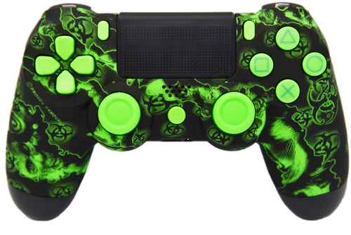 Toxic PS4 Controller   PS4