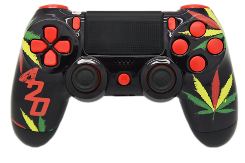 """420"" PS4 Controller 