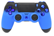 Blue & Black Fade PS4 Controller | PS4