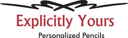 Explicitly Yours | Personalized Pencils