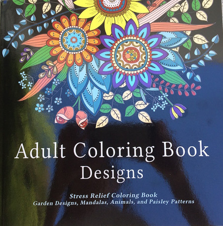 Adult Coloring Book with two dozen personalized pencils | ExplicitlyYoursPencils.com