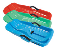 Slippery Racer Downhill Thunder Kid's Plastic Snow Sled