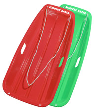 2 PACK - Slippery Racer Downhill Sprinter Snow Sled