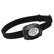 Princeton Tec QUAD II 78 Lumen Intrinsically Safe Headlamp  [QUAD-II-BK]