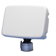 "Scanpod Slim Deck Pod - Up to 12"" Display - White  [SPD-12-W]"