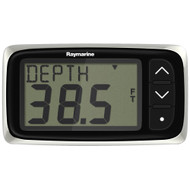 Raymarine i40 Depth Display System w/Thru-Hull Transducer  [E70142]