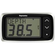 Raymarine i40 Depth Display System w/Transom Mount Transducer  [E70143]