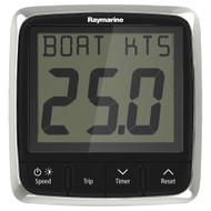Raymarine i50 Speed Display System w/Thru-Hull Transducer  [E70147]