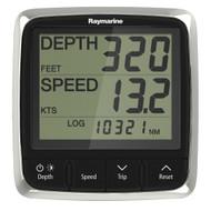 Raymarine i50 Tridata Display System w/Thru-Hull Transducer  [E70149]
