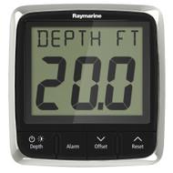 Raymarine i50 Depth Display System w/Thru-Hull Transducer  [E70148]