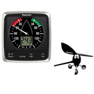 Raymarine i60 Wind Display System w/Masthead Wind Vane Transducer  [E70150]