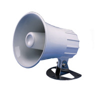 "Standard Horizon 4.5"" Round Hailer/PA Horn - White  [220SW]"