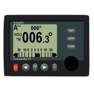 ComNav Commander P2 - Mono Display, Fluxgate Compass & Rotary Feedback Autopilot  [10110001]