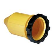 Marinco 7715ELN Weatherproof Cover w/Easy Lock Ring  [7715ELN]