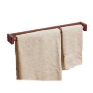 """Whitecap Teak Long Towel Rack - 22""""  [62336]"""
