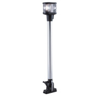 "Perko Combo Masthead All-Round Anchor Light - 12-13/16""H - 12VDC  [1184DP0CHR]"