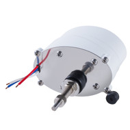 Ongaro Waterproof Standard Wiper Motor - 90/100 Degree, 12V  [33001]