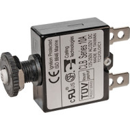 Blue Sea 7050 3A Push Button Thermal with Quick Connect Terminals  [7050]