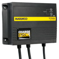 Marinco 10A On-Board Battery Charger - 12/24V - 2 Banks  [28210]