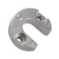 Tecnoseal Trim Cylinder Anode - Aluminum - Alpha  [00817AL]
