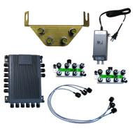 KVH TracVision HD7/HD11 SWM Expander Kit - 16 Tuner  [72-0452-01]