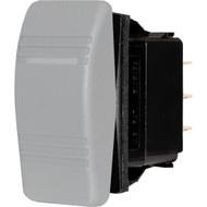 Blue Sea 8230 Water Resistant Contura Switch - Gray  [8230]