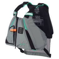 Onyx Movement Dynamic Paddle SPorts Life Vest - M/L - Aqua  [122200-505-040-15]