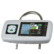 "NavPod GP1040-13 SystemPod Pre-Cut f/Simrad NSS9 evo2 or B&G Zeus 9 & 1 Instrument f/9.5"" Wide Guard  [GP1040-13]"