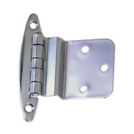 "Perko Chrome Plated Brass 3/8"" Inset Hinges  [0271DP0CHR]"