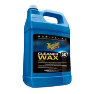 Meguiar's Boat/RV Cleaner Wax - Liquid 1 Gallon  [M5001]