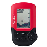HawkEye FishTrax 1C Handheld Fish Finder w/HD Color VirtuView Display  [FT1PXC]