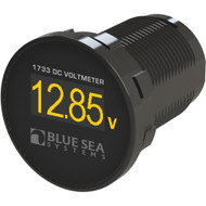 Blue Sea 1733 Mini OLED DC Voltmeter  [1733]