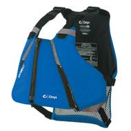 Onyx MoveVent Curve Paddle Sports Life Vest - XS/S - Blue  [122000-500-020-16]