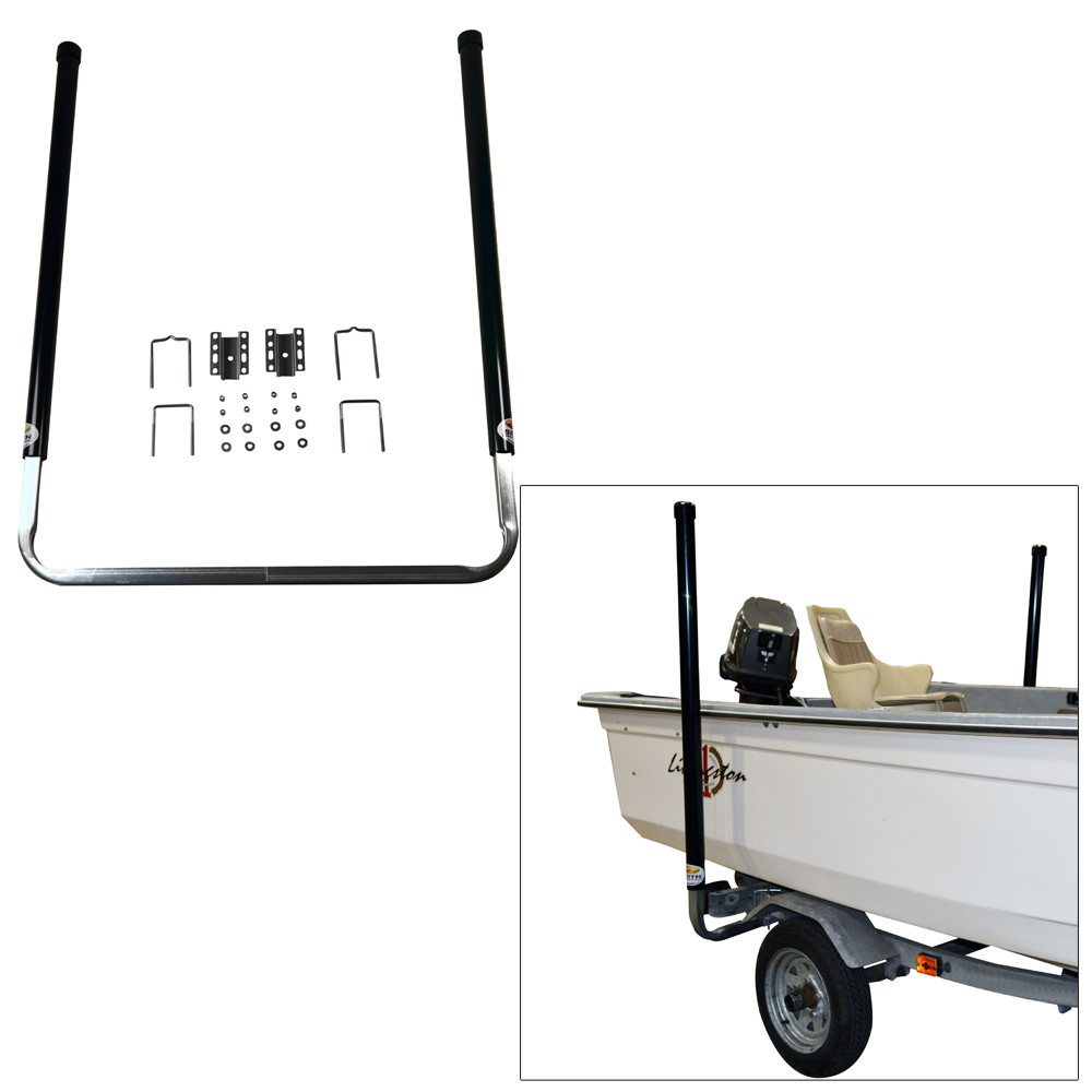 boat trailer guide post covers