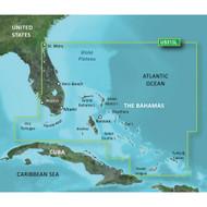 Garmin BlueChart g2 Vision HD - VUS513L - Jacksonville - Bahamas - microSD\/SD  [010-C0742-00]