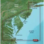 Garmin BlueChart g2 Vision HD - VUS038R - New York - Chesapeake - microSD\/SD  [010-C1004-00]