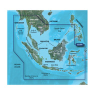 Garmin BlueChart g2 HD - HXAE009R - Singapore\/Malaysia\/Indonesia - microSD\/SD  [010-C0884-20]
