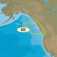 C-MAP 4D NA-D025 - Canada West Including Puget Sound  [NA-D025]