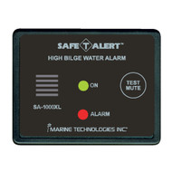Safe-T-Alert High Bilge Water Alarm - Surface Mount - Black  [SA-1000XL]