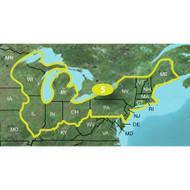 Garmin TOPO US 24K Northeast - microSD\/SD  [010-C1131-00]