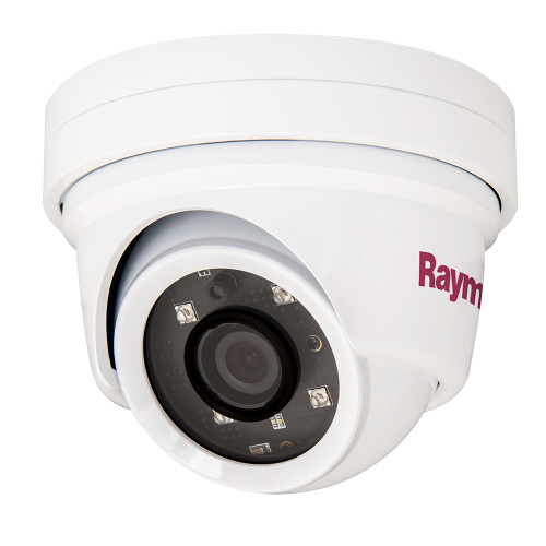 Raymarine CAM220 Day & Night IP Marine Eyeball Camera  [E70347]