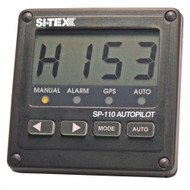 "SI-TEX SP-110 System w\/Rudder Feedback & Mechanical Remote Drive f\/Sail w\/12"" Stroke, 15,400 Displacement 38'  [SP110SD-2]"