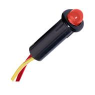 "Paneltronics 532"" LED Indicator Light - 12-14VDC - Red  [001-156]"