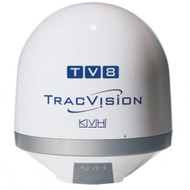 KVH TracVision TV8 Empty Dummy Dome Assembly [01-0387]