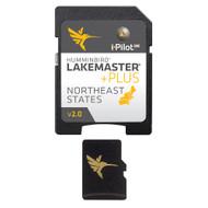 Humminbird LakeMaster Chart NorthEast States PLUS - MicroSD - Version 2 [600045-4]