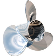 "Turning Point Express Mach3 Right Hand Stainless Steel Propeller - E1-1012 - 10.75"" x 12"" - 3-Blade [31301212]"