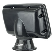 NavPod PP5200-12 PowerPod Pre-Cut f\/Garmin 7412\/7412xsv & 7612\/7612xsv - Carbon Black [PP5200-12-C]