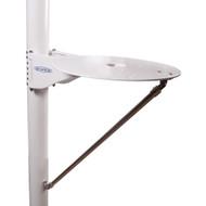 Seaview Mast Platform f\/KVH M7\/TV6  Intellian i6\/D6 [SM-24-A]