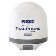 KVH TracPhone V7-IP Empty Dummy Dome Assembly [01-0330-SL]