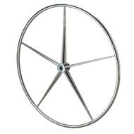 "Edson 40"" Stainless B-Spoke Destroyer Wheel [649-40]"